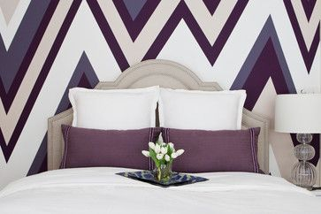 164 best images about my bedroom redo on pinterest for Zig zag bedroom ideas