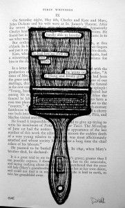 best 20 book art ideas on pinterest - Book Pages Art
