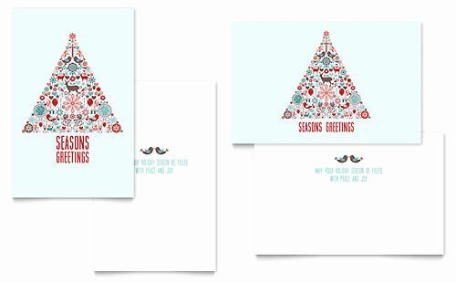 Greeting Card Template Word Fresh Greeting Card Templates Word Publisher Templates Christmas Card Template Free Greeting Card Templates Holiday Card Template