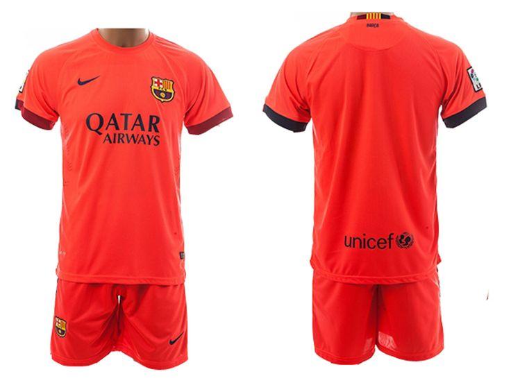 Nike 2014/15 FC Barcelona Extérieur Maillot de foot Pour Homme - 1410173095 - Boutique Chaussures De Football,Maillot De Foot!