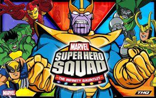 MARVEL SUPER HERO SQUAD SHOW LATINO ONLINE   Temporada 1:   Un Piloto Vendra  El Temor de Los Superhéroes  Este Silver, Este Surfer  Hu...