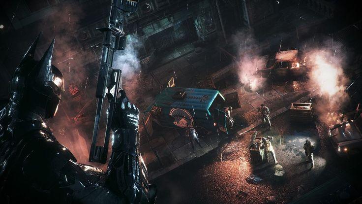 Batman: Arkham Knight is still broken on PC, so WB is offering full refunds