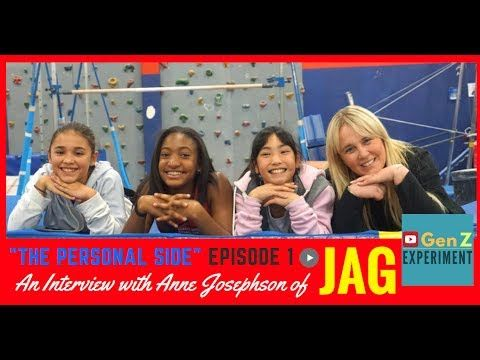 Opening JAG Gym in Los Angeles | The Personal Side: Episode 1 | Gen Z Ex...