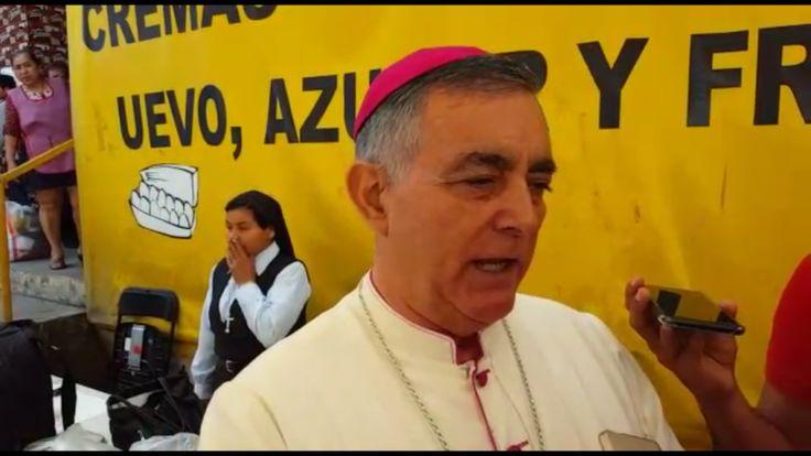 Autoridades de Guerrero rebasadas por la violencia en el estado: Obispo de Chilpancingo