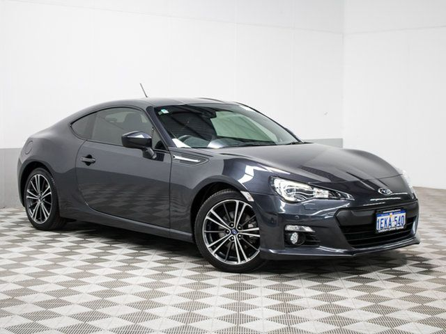 """2014 Subaru BRZ 6 Speed Manual Coupe. 17"""" Alloy Wheels, GPS SATELLITE NAVIGATION, Reverse Camera, Optional Heated Seats and Alcantara Trim, Push Button Start, Dual Zone Climate Control. Fantastic condition! - Book a test drive today! The only thing that's stopping you from owning this quality used vehicle today is a phone call! Enquire today! Fast and easy finance packages with fantastic rates are readily available so you can hold on to your hard earned savings! Compare our price! It..."""