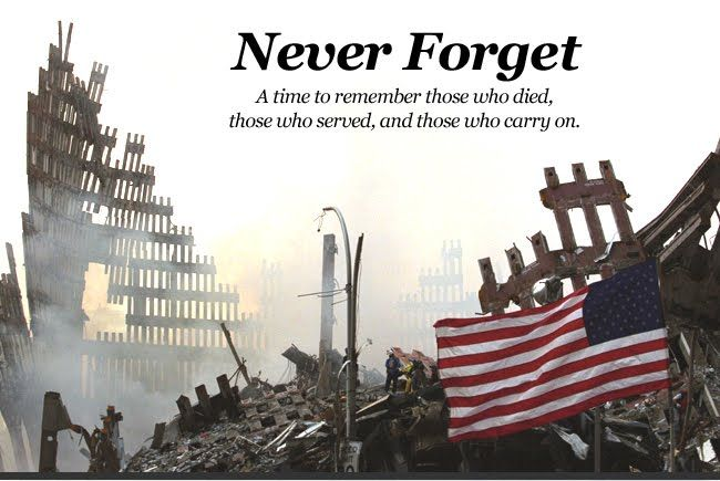 9/11 Inspirational Quotes | Can not be forgettable 9/11 quotes - My Lovely Quotes