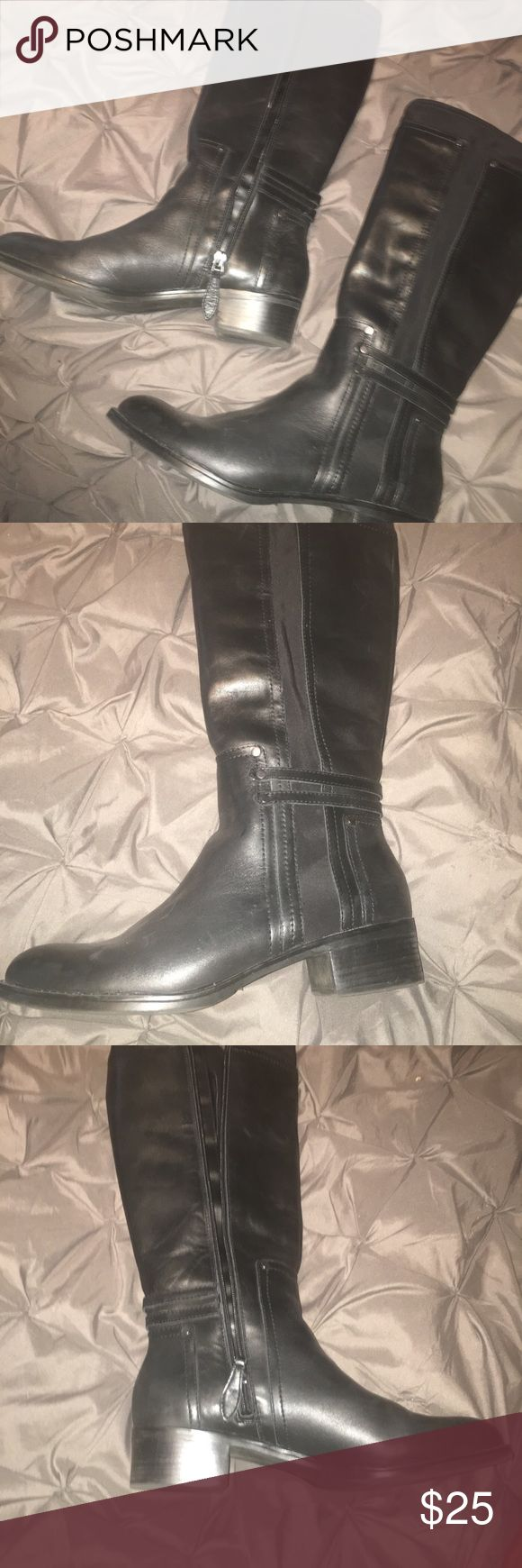 Ladies Riding Boots Size 11 NWOT Ladies Riding Boots Size 11 NWOT by Xappeal Shoes Combat & Moto Boots