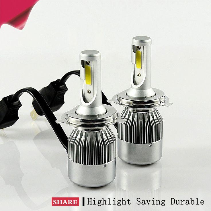 Marvelous LED H Car Headlight Bulbs H H H H HB HB V Super