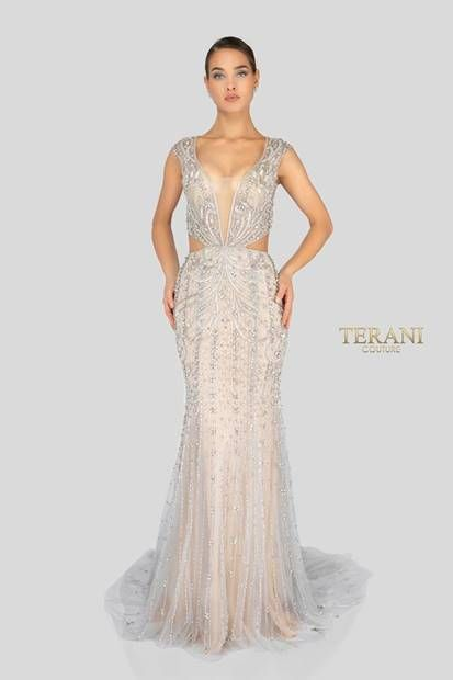 d320f0029c523 احدث كولكشن فساتين مودرن من terani couture dresses   Fashion in 2019 ...