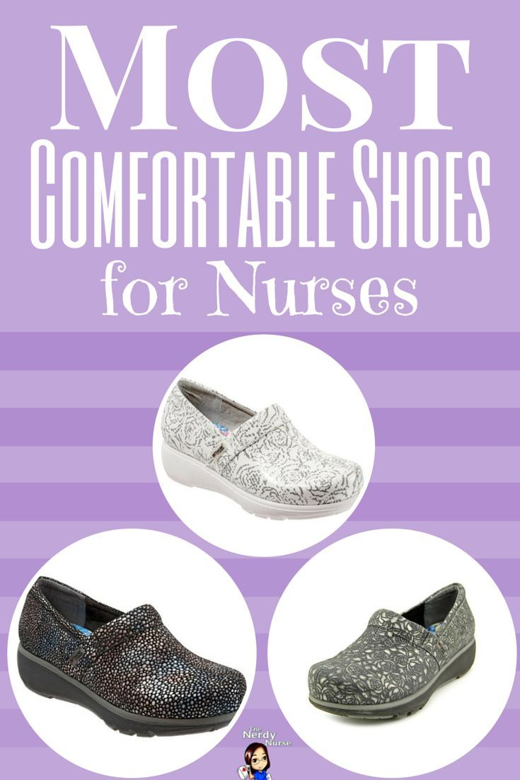 Most Comfortable Shoes for Nurses
