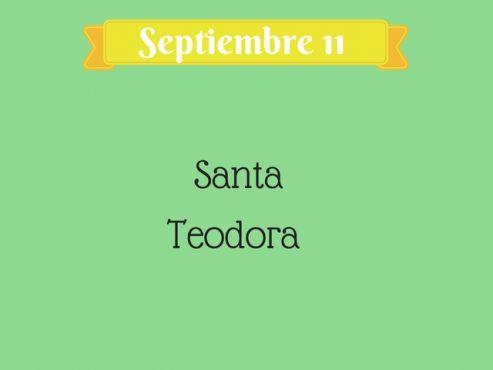 Nombres de bebé: santoral de septiembre | Blog de BabyCenter