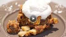 appeltaart broodpudding rudolph - Google zoeken