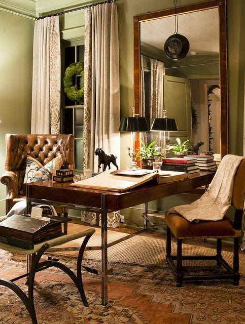 Splendid Sass: THE PERFECT HOME OFFICE