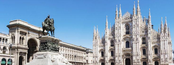 Europas Modemetropole erwartet dich: 2 bis 3 Nächte im zentralen 4-Sterne Hotel in Mailand mit Frühstück + Flug ab 129 € - Urlaubsheld | Dein Urlaubsportal