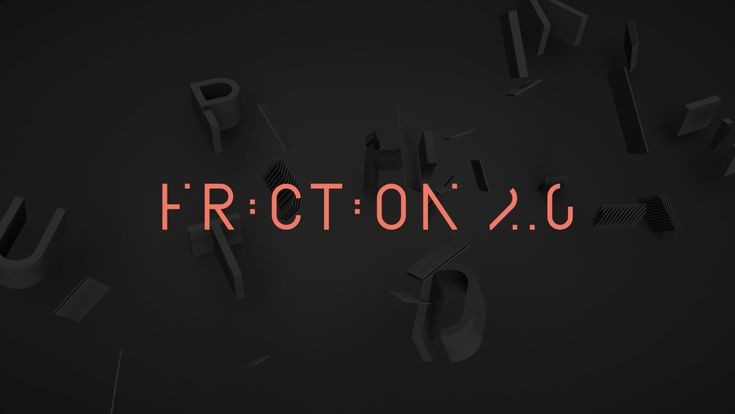 Animography Friction 2.0  Promo
