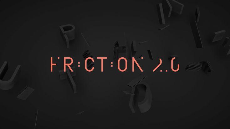 Animography Friction 2.0  Promo