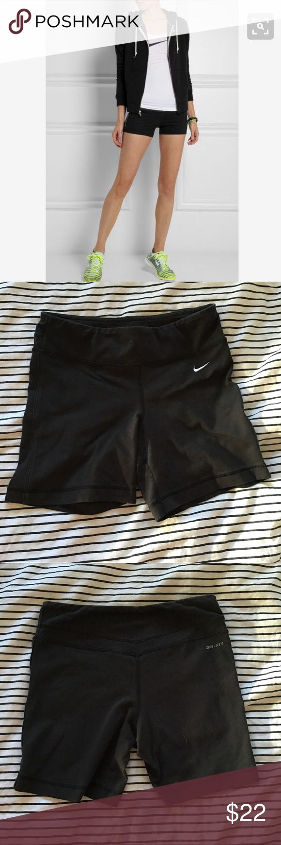 Nike Dri Fit Stretch Woven Running Shorts Black XS Nike Dri Fit Stretch Woven Running Shorts Black XS.   Perfect condition no holes or stains Nike Shorts