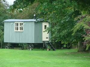 Shepherds hut holidays and Weavers cottage rural retreat in Somerset ...