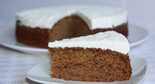 Torta de Ciruelas pasas