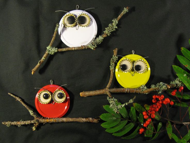 Cute owls. :D