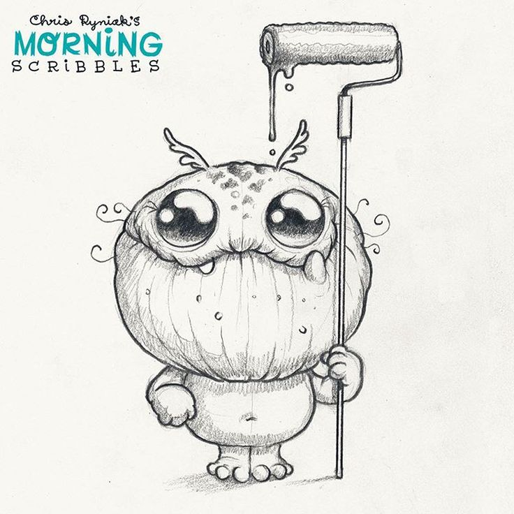 Happy First Scribble of 2016!   Sorry for the lack of posts this week, I've been working on a lot of pesky home improvement projects!   ⏱#morningscribbles