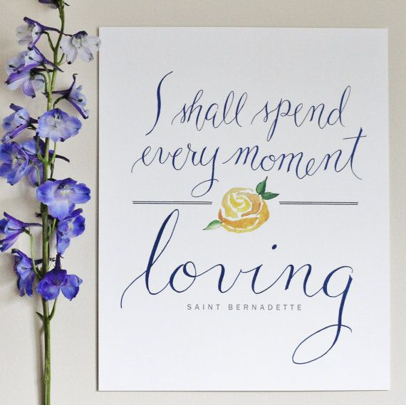 Hey, I found this really awesome Etsy listing at https://www.etsy.com/listing/232786257/i-shall-spend-every-moment-loving-st