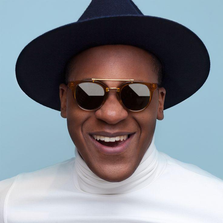KAIBOSH   BIBLIO REMIX sunglasses in HONEY GLAZE
