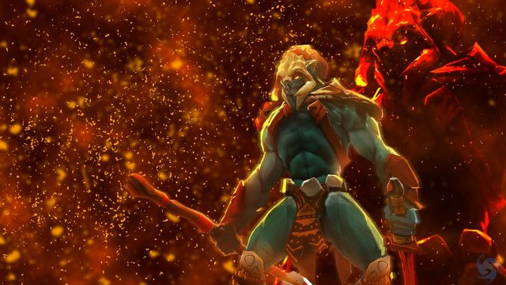 #Dota2 - Huskar! In pain is power!