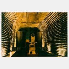 Lewis Baltz, Anechoic Chamber, France Telecom Laboratories | Lannion, France, 1989-91 | 2012 - kestnergesellschaft