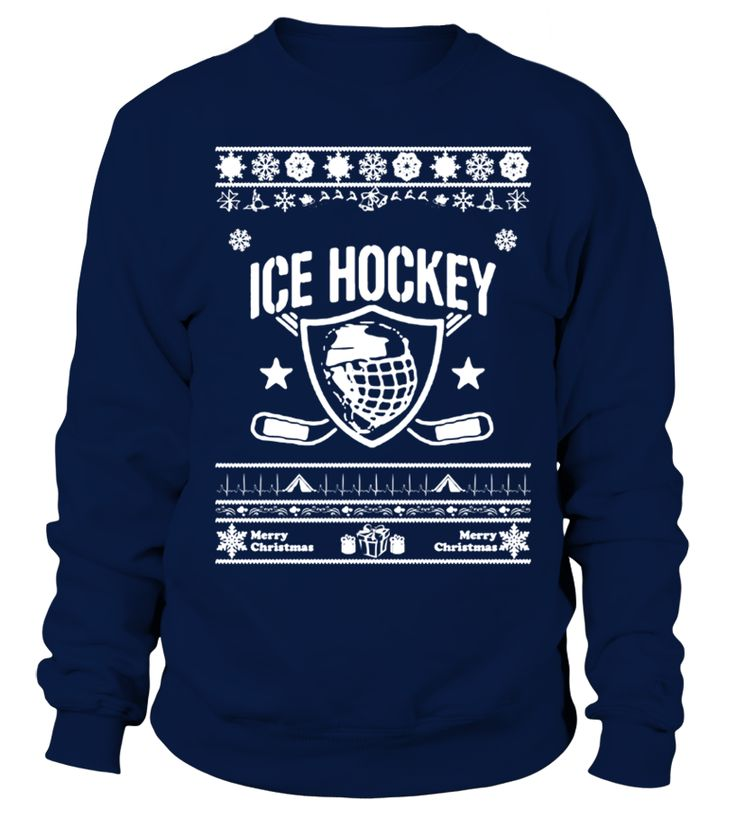 Merry Christmas Ice Hockey FUNNY T Shirt   => Check out this shirt by clicking the image, have fun :) Please tag, repin & share with your friends who would love it. #hockey #hockeyshirt #hockeyquotes #hoodie #ideas #image #photo #shirt #tshirt #sweatshirt #tee #gift #perfectgift #birthday #Christmas