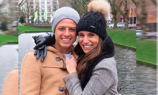 Chicharito y Lucía Villalón ponen fin a su relación