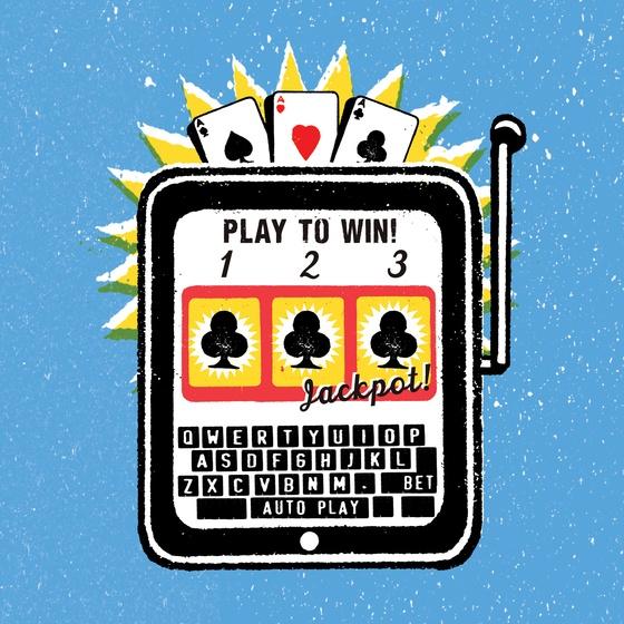 Anti gambling ad idea