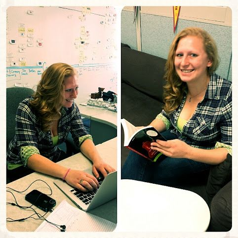 There's an App for That! Intern Jessica Moore Does Much More than Make Coffee - AfterCollege