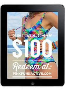 Gift Vouchers – Pink Punk Active