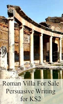 Roman Villa for Sale! Persuasive Writing for KS2 #LearningIsFun