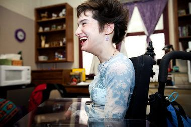 Messiah College student with athetoid cerebral palsy overcomes challenges to find success | Penn Live