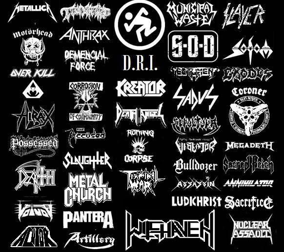 Ah these days, barely can member, but this ALL n Doom music waa heavily rooted in my head. Music covers what we can't bare in life...sometimes.