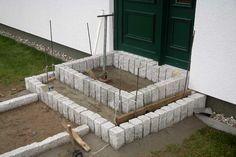 Bau-in-MV.de :: Thema anzeigen - Hauseingangstreppe bauen