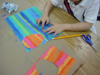 """Pinner says, """"The best elementary school art blog I have ever seen.  Lesson plans for k through 5th grade."""""""