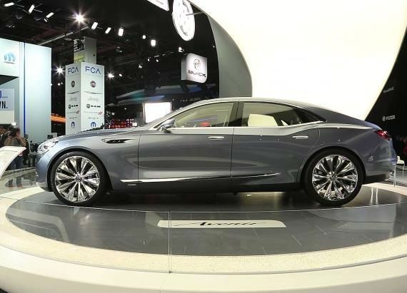 2017 Buick LaCrosse - http://www.gtopcars.com/makers/buick/2017-buick-lacrosse/