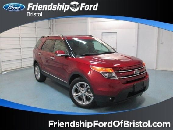 Pre-Owned 2014 Ford Explorer Limited B150117