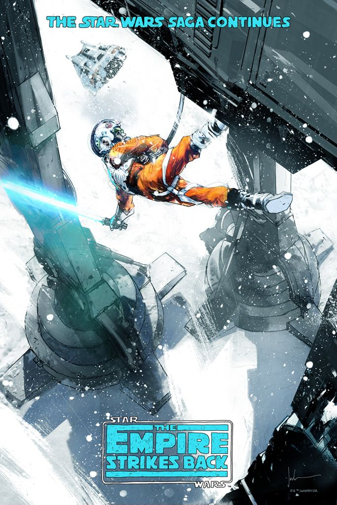 That Armor's Too Strong for Blasters by Jock, 2018