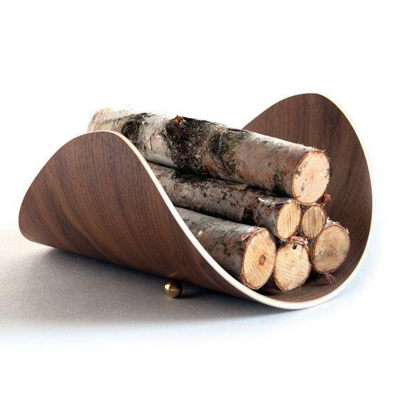 firewood holder bent plywood firewood storage firewood rack firewood box firewood basket