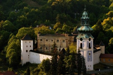 The Old Castle, Banská Štiavnica, Slovakia
