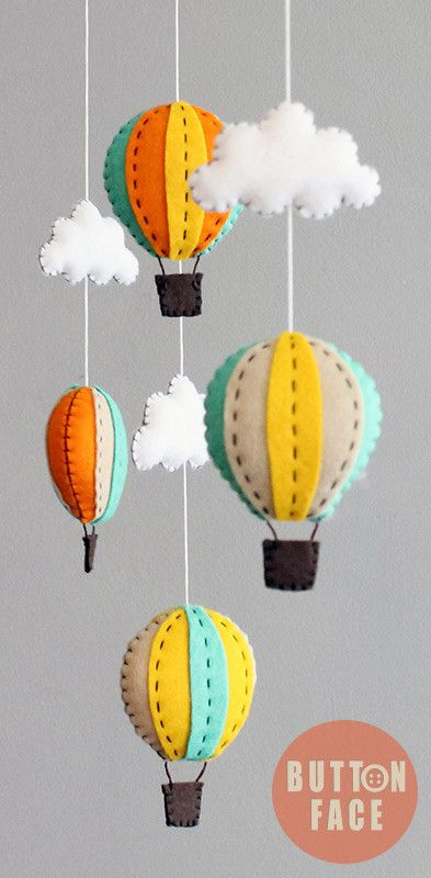 17 Best Images About Diy Baby Mobiles On Pinterest | Deko, Basteln ... Diy Baby Deko