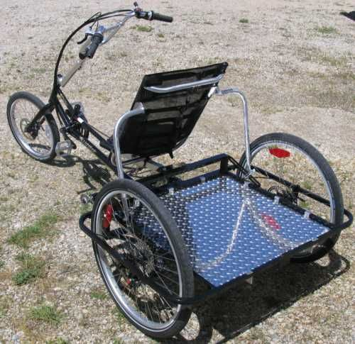 Cargo Carrying Bicycles And Tricycles Lightfoot