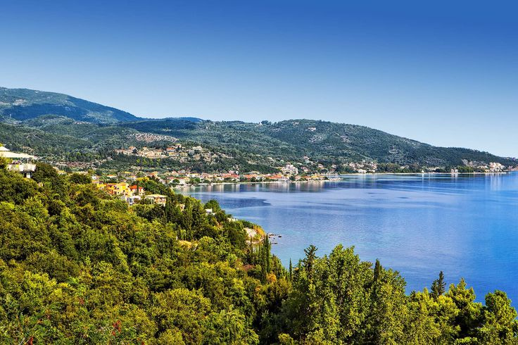 View from Hotel Aliki   Hotel Aliki Lefkada