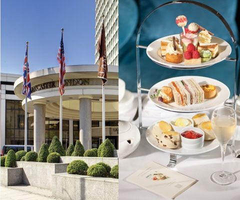 WIN CHAMPAGNE AFTERNOON TEA FOR TWO AT THE LANCASTER LONDON  sweepstakes