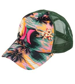 Hurley Women's One  Only Tucker Hat #swimoutlet