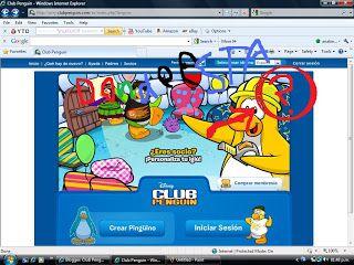 Club Penguin Eco: OTRO ERROR EN CP